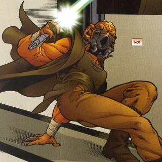 Sha Koon - Star Wars: Purge - Seconds to Die