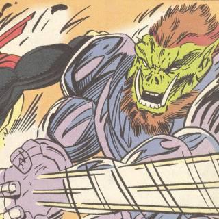Triax - Warlock and the Infinity Watch #28