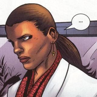 Alisa Adams - Gotham City Sirens #14