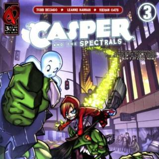 Casper & the Spectrals #3