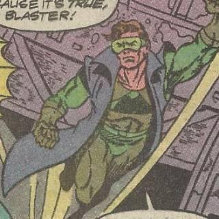 Blaster - Guardians of the Galaxy Vol. 1 #10