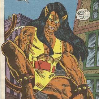 Talon - Guardians of the Galaxy Vol. 1 #18