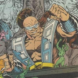 Blockade - Guardians of the Galaxy Annual #4