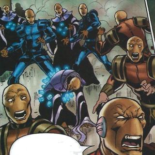 Korbinites - Stormbreaker The Saga of Beta Ray Bill #1
