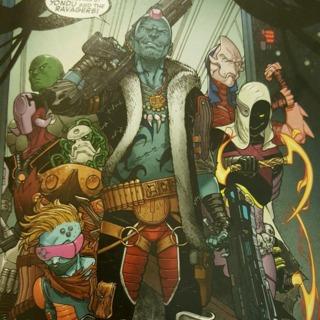 Yondu & the Ravagers - Star-Lord #2
