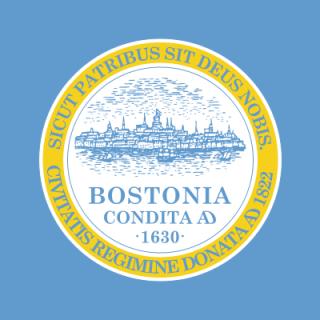 Flag of Boston, MA