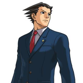 Phoenix Wright: Ace Attorney 3 Art