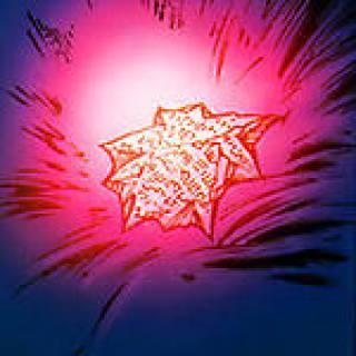 A Star Sapphire Gem