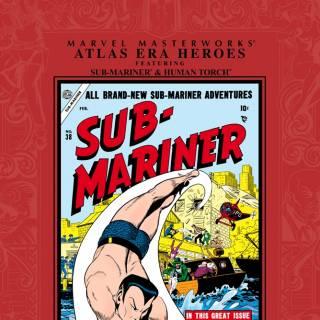 Marvel Masterworks: Atlas Heroes V3