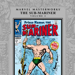 Marvel Masterworks: Sub-Mariner V2