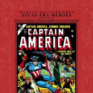Marvel Masterworks: Atlas Heroes V2