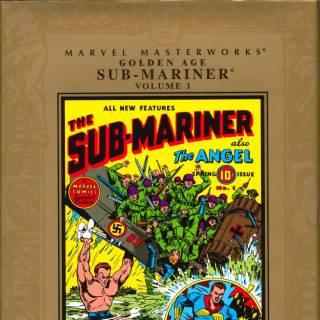 Marvel Masterworks: Golden Age Sub-Mariner ...