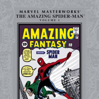 Marvel Masterworks: The Amazing Spider-Man #1