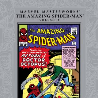Marvel Masterworks: The Amazing Spider-Man #2