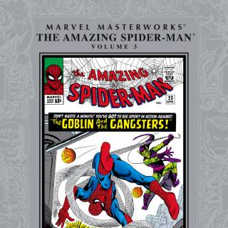 Marvel Masterworks: The Amazing Spider-Man #3