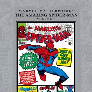 Marvel Masterworks: The Amazing Spider-Man #4