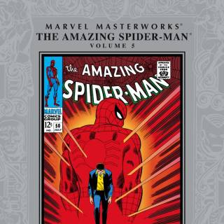 Marvel Masterworks: The Amazing Spider-Man #5