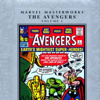 Marvel Masterworks: The Avengers #1