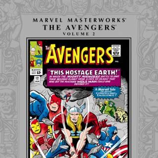 Marvel Masterworks: The Avengers #2