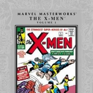 Marvel Masterworks: The X-Men #1
