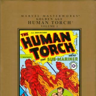 Marvel Masterworks: Golden Age Human Torch #1