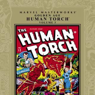 Marvel Masterworks: Golden Age Human Torch #3