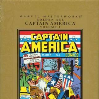 Marvel Masterworks: Golden Age Captain America #1