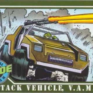 VAMP action shot