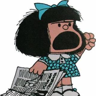 Angry Mafalda