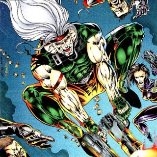 Argento, Marvel Italia
