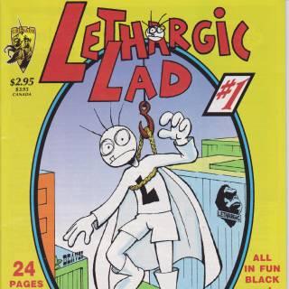 Lethargic Lad #1