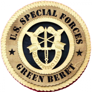 Official logo of the US Special Forces