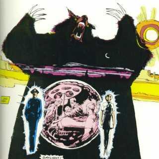 New Mutants: Demon Bear Saga