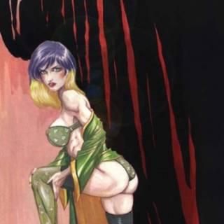 Claire Diva - The Art Of Tim Vigil