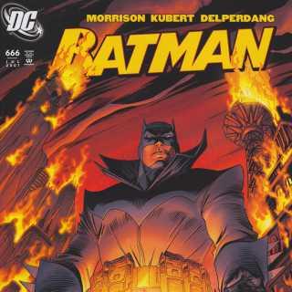 Batman in Bethlehem