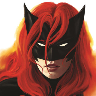 Batwoman by Steve Epting (Rebirth Prologue)