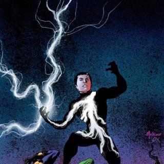 Avengers Acadamy #5
