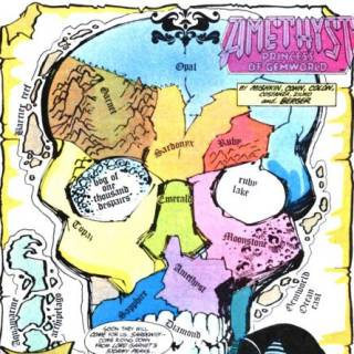 Map of Gemworld