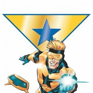Booster Gold #40 (V2)