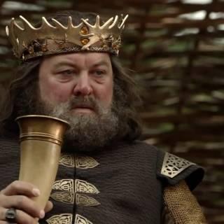 Mark Addy as Robert Baratheon