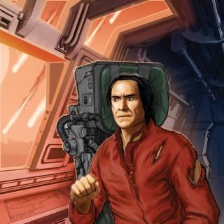 Star Trek: Khan Ruling in Hell