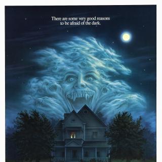 Fright Night poster 1985