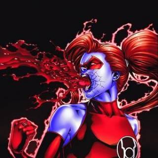 Red Lantern Laira