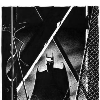 Batman by Rick Magyar