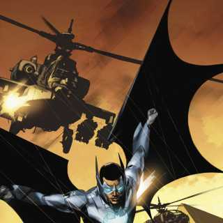Batwing #1 (correct color)