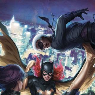 Batgirl #11 - cover