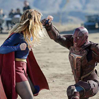 """Supergirl Episode #106 - """"Red Faced"""" Review"""