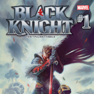 Black Knight #1 Review