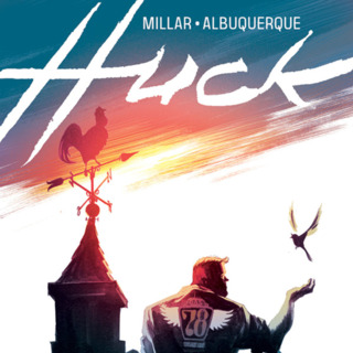 Huck #1 Review