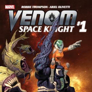 Venom: Space Knight #1 Review